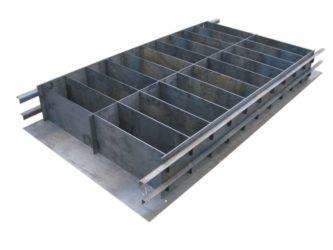 Какое оборудование требуется для производства блоков из полистиролбетона?