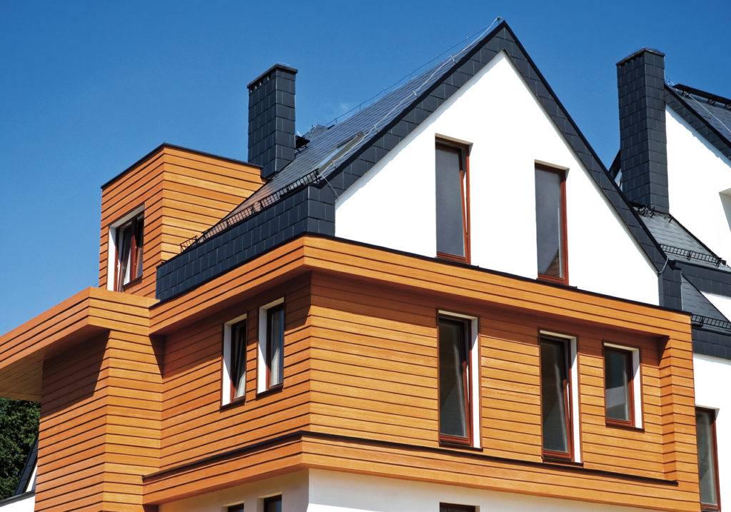 Сайдинг – как выбрать фасадную отделку