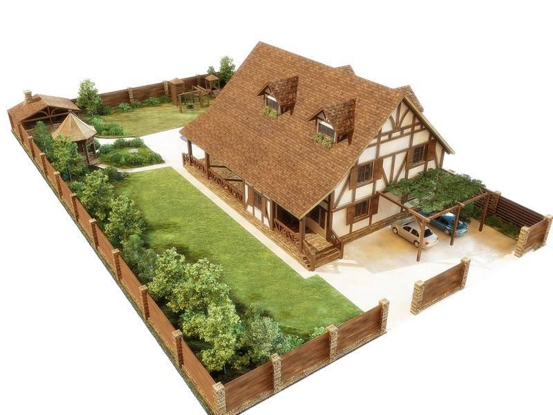 Земля под дачное строительство. разрешение на использование