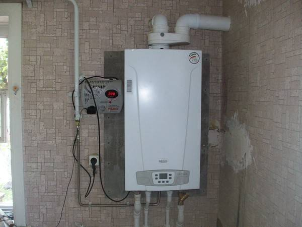 Газовый котел baxi fourtech 24 f: инструкция по установке данного настенного прибора для вашего дома