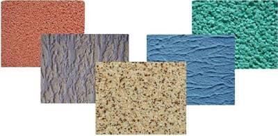 Технические характеристики минеральной штукатурки для фасадов и сравнение с другими видами
