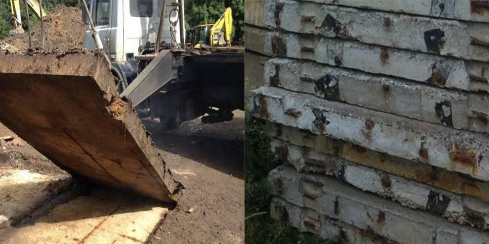 Последовательность сооружения плиты под гараж