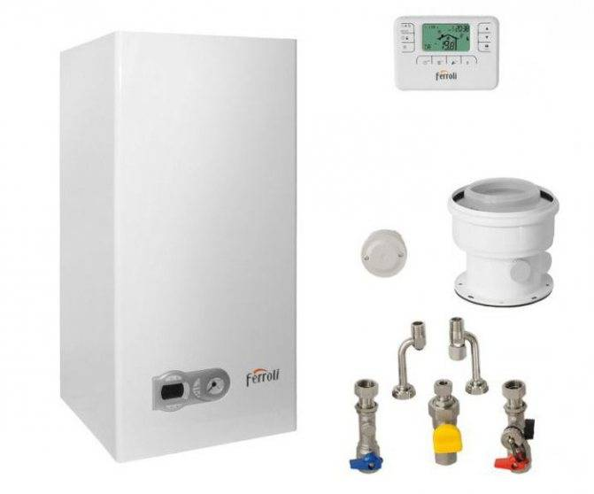 Газовый котел ferroli domiproject f24 d: инструкция по эксплуатации, устройство и технические характеристики