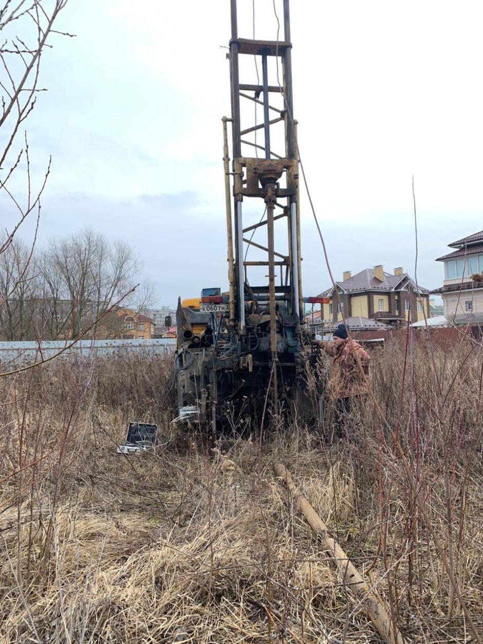 Анализ грунта под фундамент. проведение анализа грунтов для строительства фундаментов и оснований зданий - промтерра