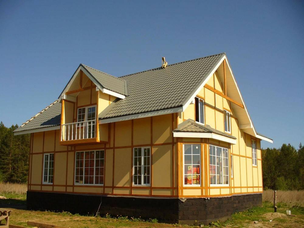 Поэтапная технология строительства домов из пеноблоков – от фундамента до утепления