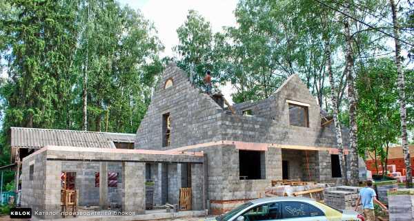 Блоки для строительства гаража: сравнение предлагаемых изделий