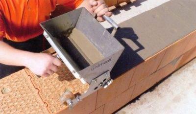 Цементно-песчаный раствор: соотношение песка и цемента при замесе смеси