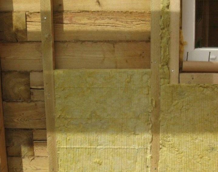 Порядок утепления брусового дома изнутри: описание процесса