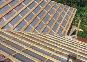 Обрешетка крыши: что это такое и как правильно ее сделать