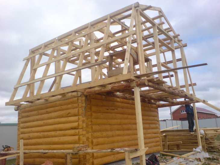 Основные ошибки и риски при строительстве дома из бруса – статьи о ремонте и строительстве – диванди