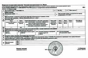 Описание кадастровой выписки о земельном участке и ее разделов