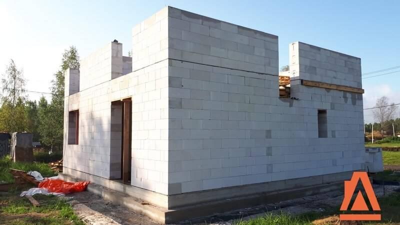 Дом из газосиликатных блоков: плюсы и минусы