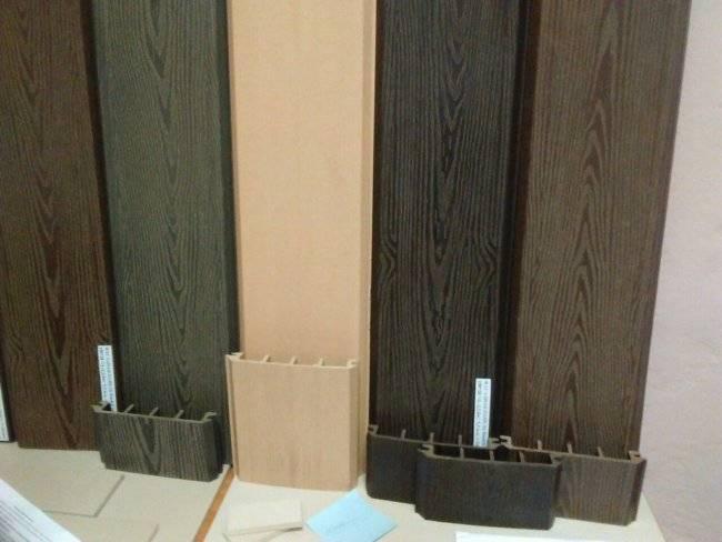 Какой сайдинг выбрать для обшивки дома? подробно о видах и типах сайдинга