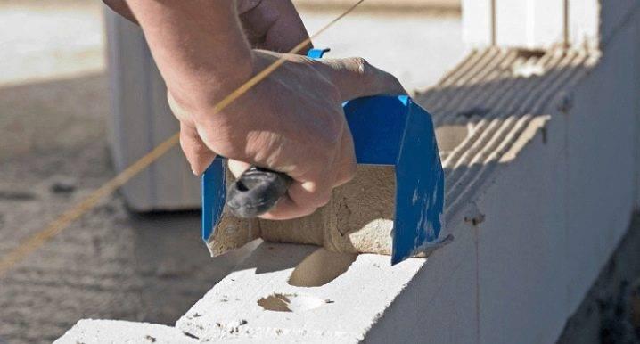 Клей для пеноблоков – инструменты для нанесения и правильное использование (80 фото)