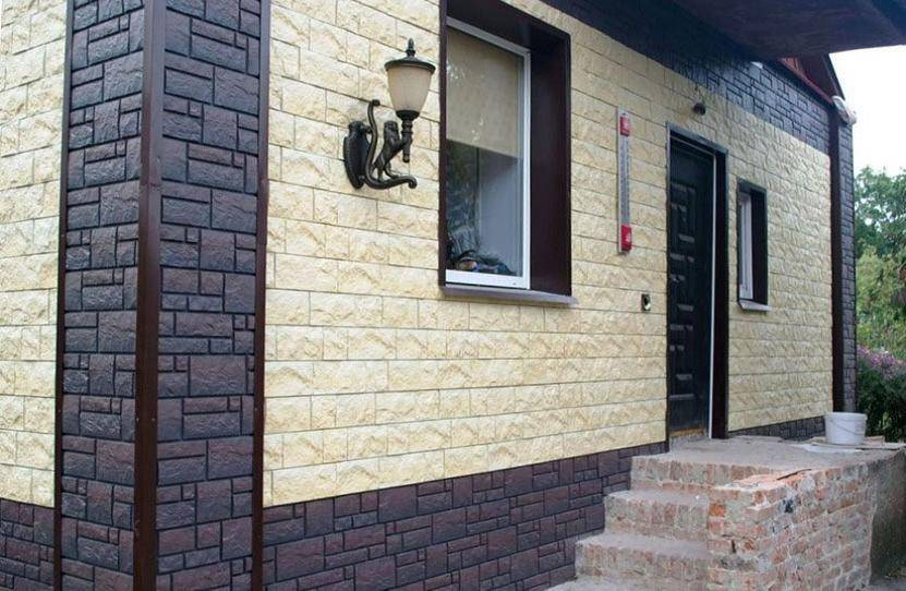 Сайдинг деке (docke): инструкция по монтажу, а так же фото цветов винилового и блок хаус сайдинга в форме елочки