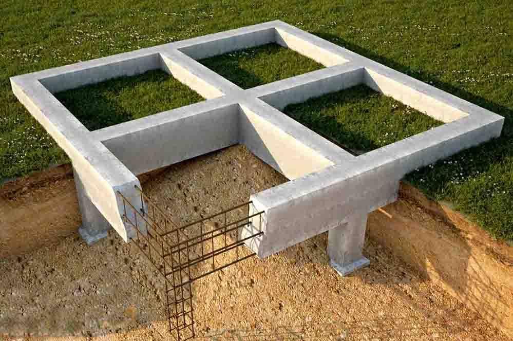 Калькулятор расчета ленточного фундамента - расчет арматуры, бетона, опалубки | стройсоветы