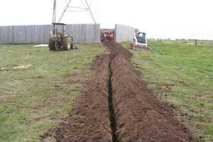 Прокладка кабеля в земле, общие правила и нормы