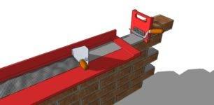Заводские и самодельные приспособления для кладки кирпича » изобретения и самоделки