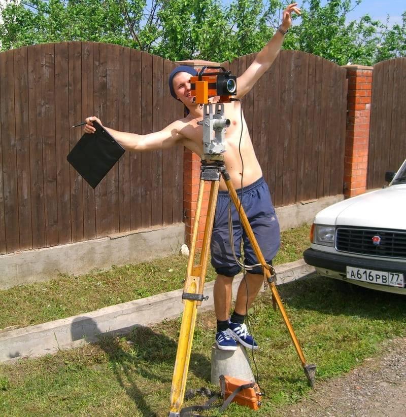 Необходимость выполнения работ по геодезии и геологии участка под строительство