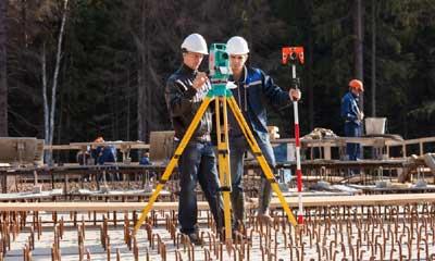 Кто делает геодезическую разбивочную основу для строительства