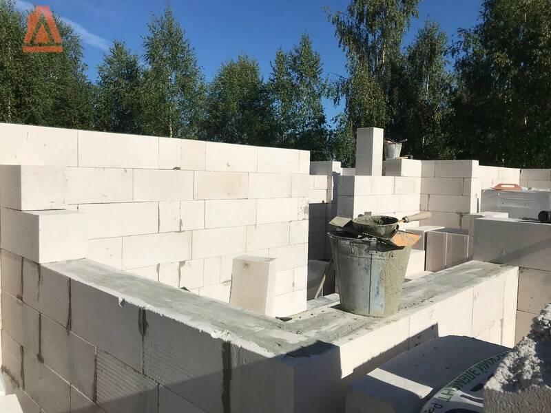 Зачем армировать стены из газоблока при строительстве дома ?