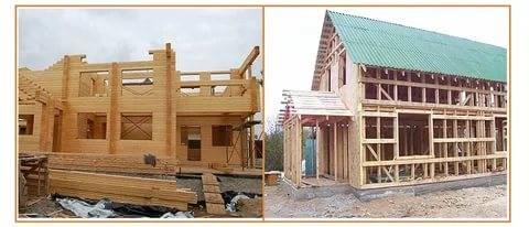 Зимние дома из бруса под ключ: выбор материала, этапы строительства, цены и популярные проекты, фото и видео