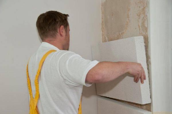 Утепление стен изнутри минватой. описание работ, примеры и видео