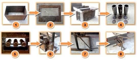 Выбор станка для производства блоков