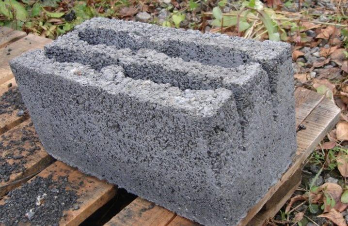Дом из шлакоблока: за и против + технология изготовления материала в домашних условиях