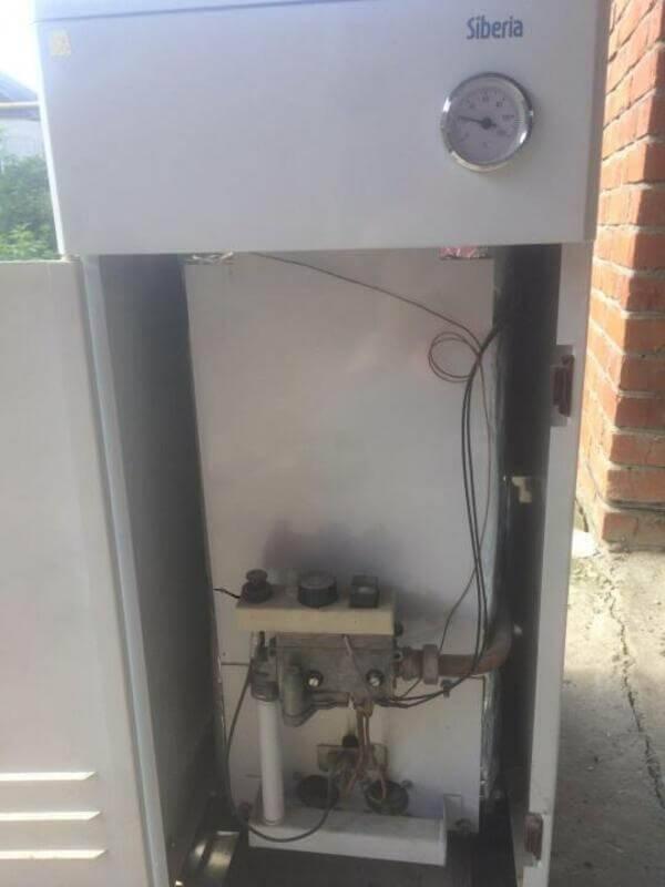 Газовый котел сиберия 23: отзывы владельцев, устройство прибора, технические характеристики и инструкция