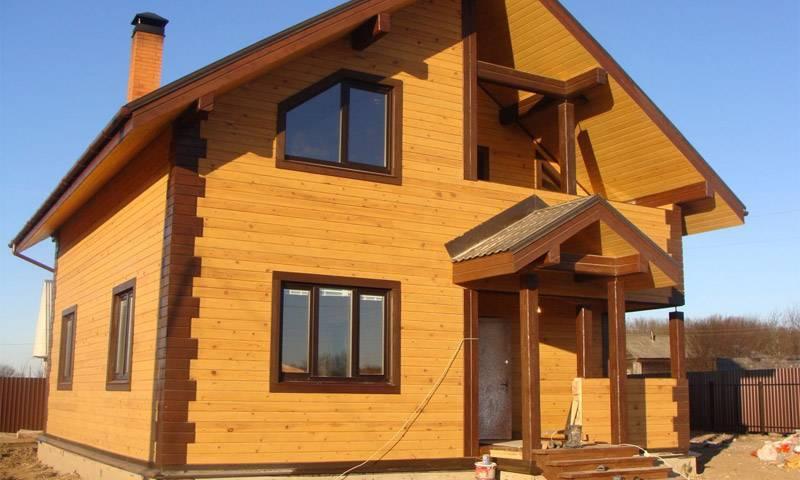 Построил дом из бруса, но зимой в нем очень холодно: рассказываю как его утеплял, чтобы не испортить вид | домовой | дизайн интерьера и ремонт