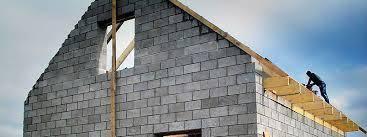 Несущие стены из газобетона: особенности кладки наружных конструкций при строительстве дома, требования к газобетонным блокам, возможные ошибки