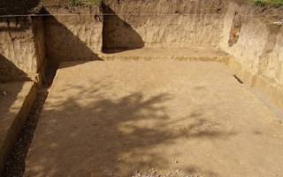Определение объемов и обмер земляных работ