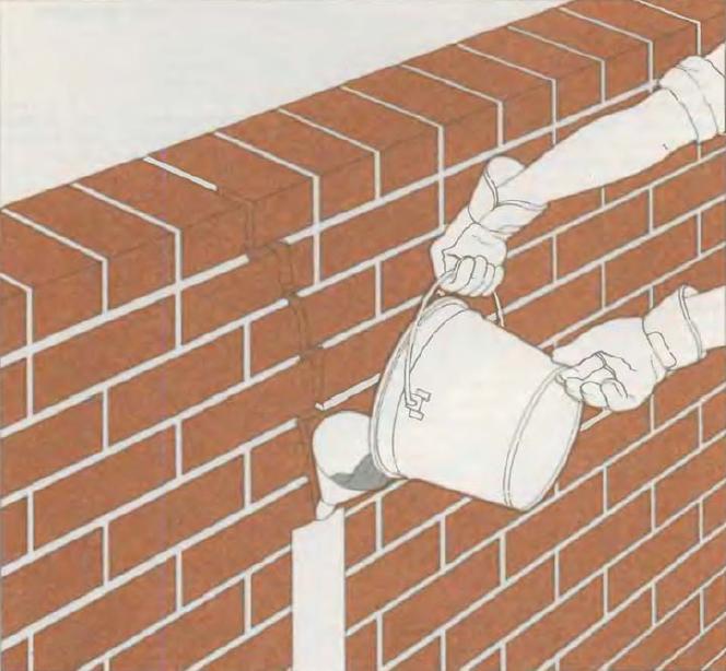 Ремонт кирпичной кладки стен отдельными местами: технология устранения дефектов разрушенной стены в квартире и восстановления наружных дыр