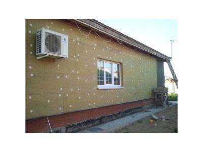Нужно ли утеплять дом из пеноблоков снаружи и внутри