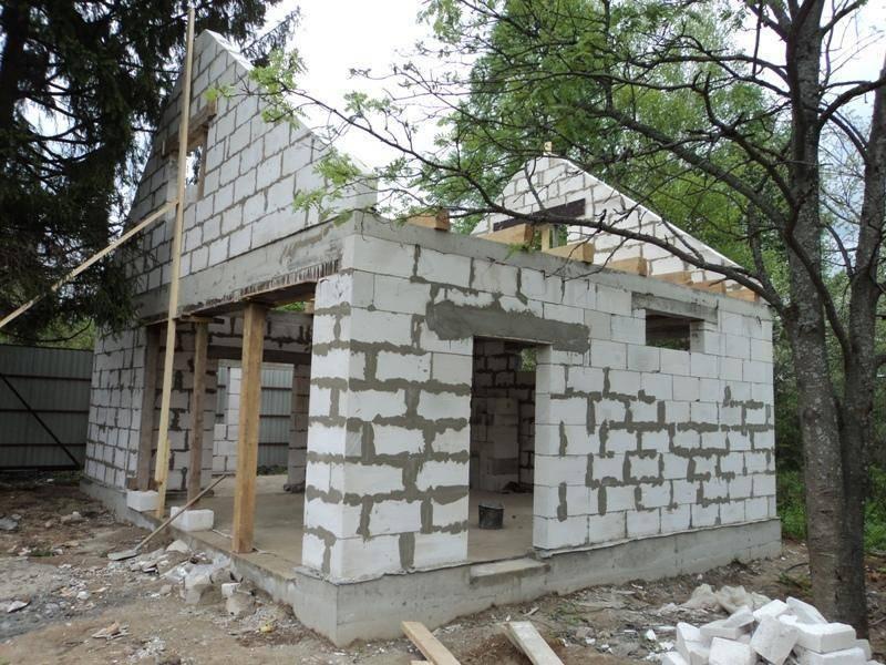 Сколько нужно шлакоблоков - чтобы построить дом своими руками: инструкция, фото и видео-уроки, какое количество блоков в квадратном метре или 1 м3