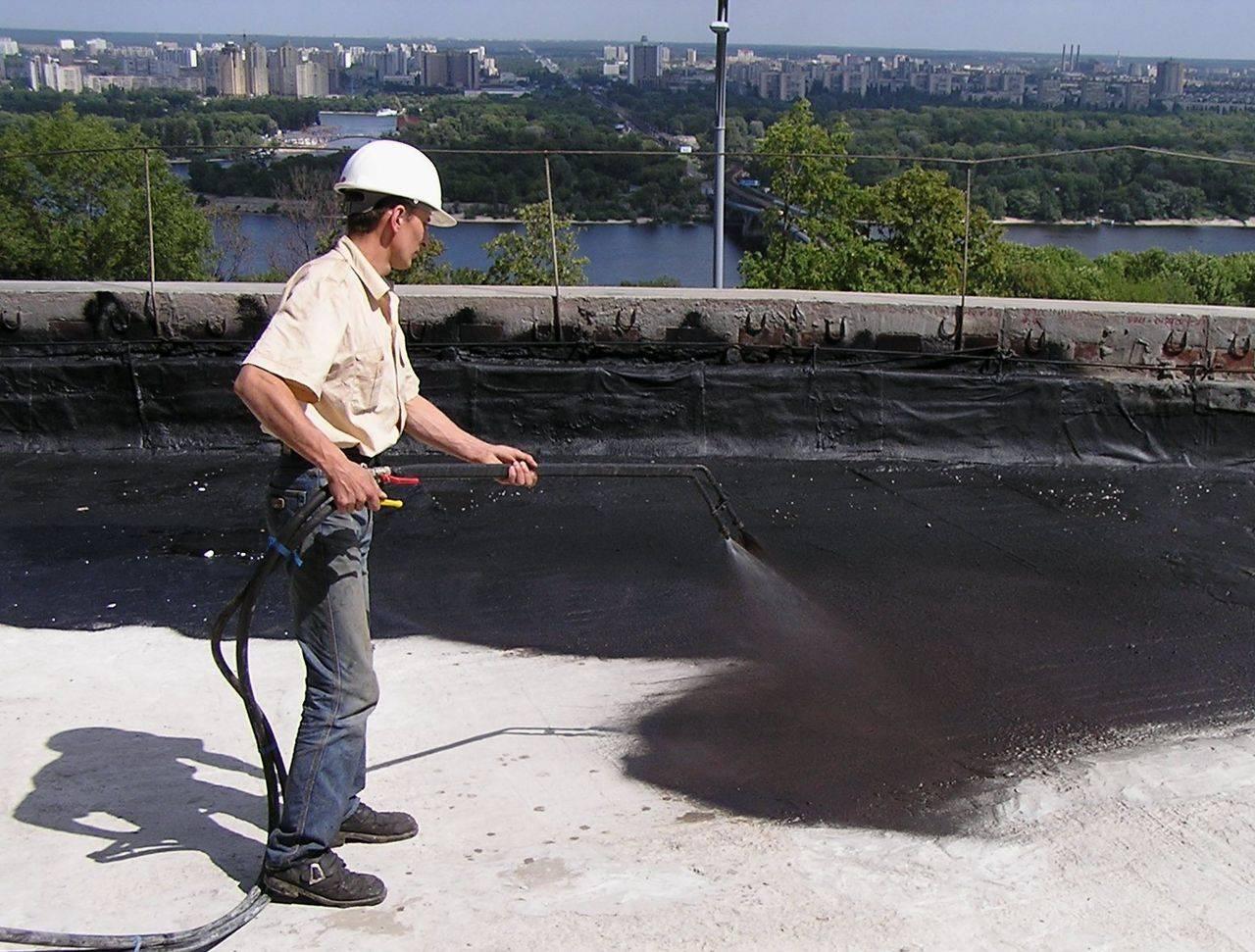Норма расхода битума на 1 кв.м. поверхности для гидроизоляции