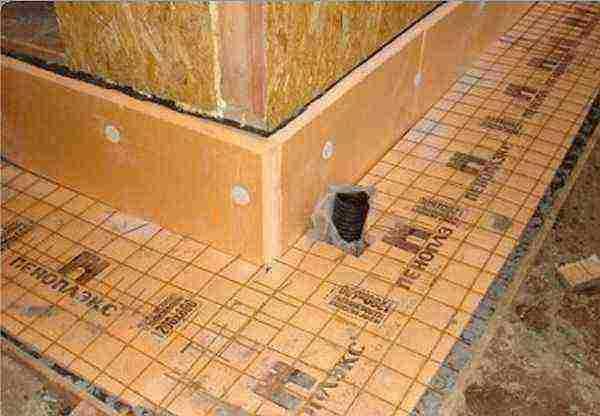 Чем покрыть бетонную отмостку вокруг дома: его защита и украшение