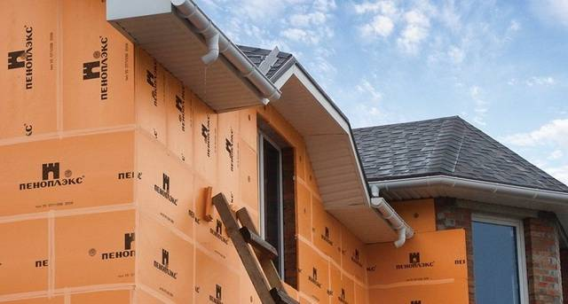 Утепление дома из газобетона: чем лучше утеплить дом снаружи