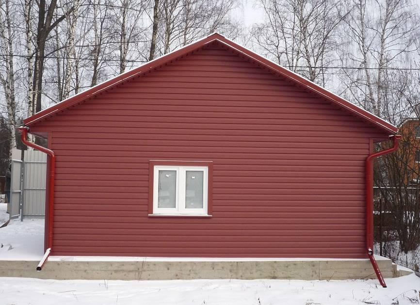 Канадский виниловый сайдинг mitten: oregon prid, sentery, taiga, размеры (+фото)