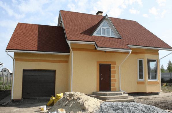 Фасадная краска по штукатурке для наружных работ: составы для окраски фасада и внутренних работ, расход силиконовой и водоэмульсионной краски на 1м2