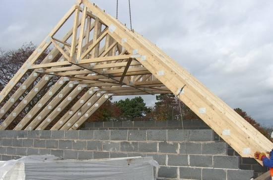 Какая крыша лучше ломаная или двускатная