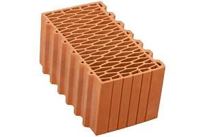 Porotherm 38 thermo: керамический блок от wienerberger