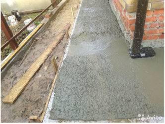Чем покрасить бетон - краски для бетонных поверхностей