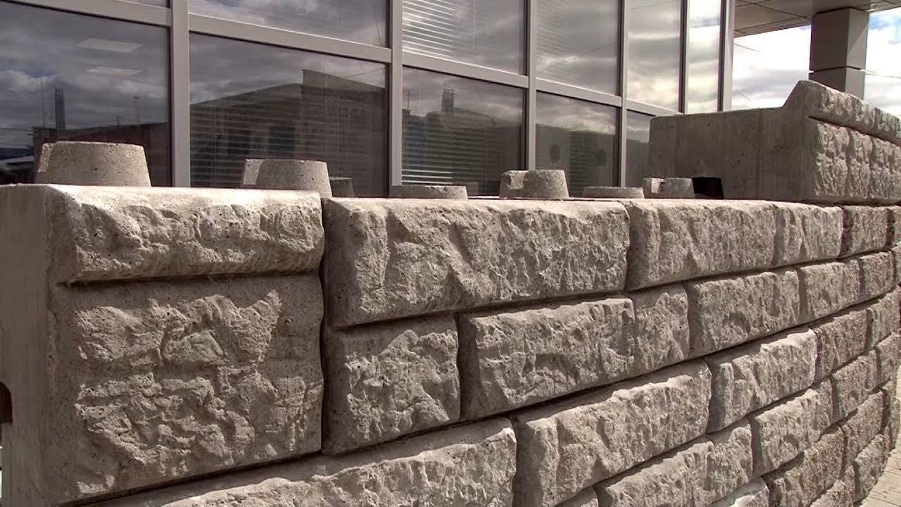 Технические характеристики стеновых бетонных блоков