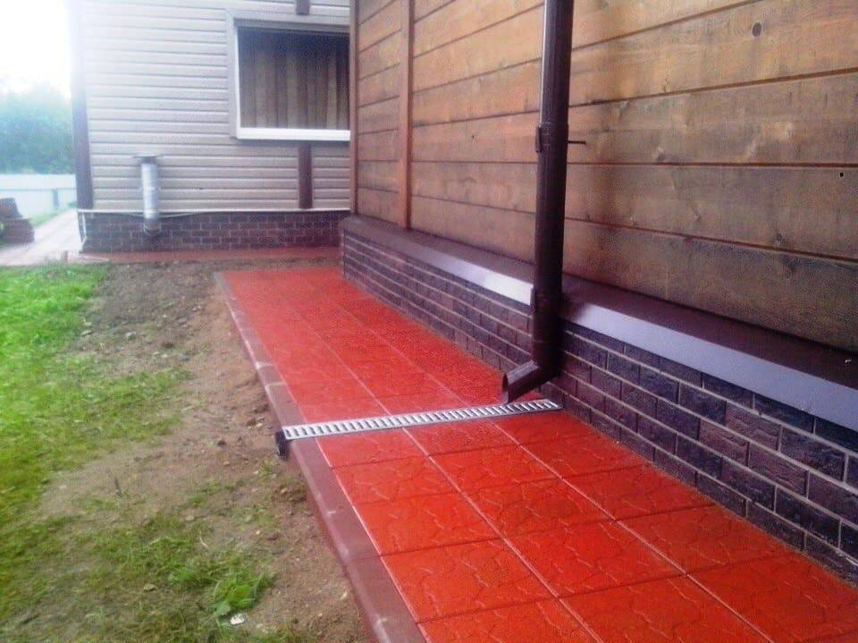 Краска для бетона: фото, видео, обзор красок, чем покрасить бетонные полы