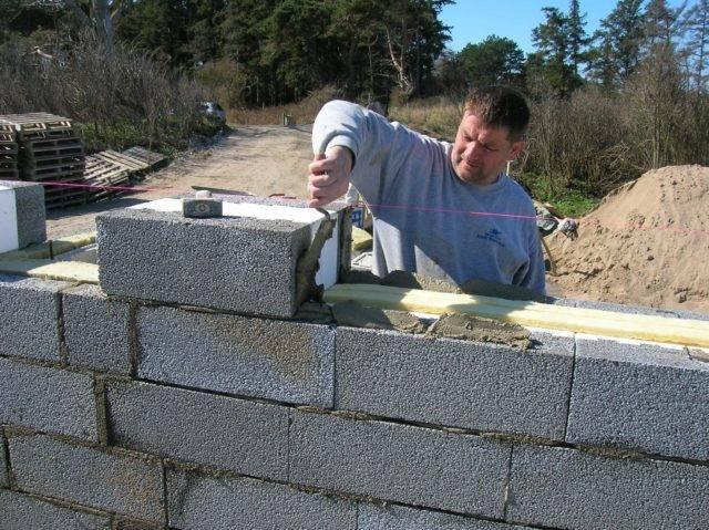 Дом из керамзитобетонных блоков: плюсы и минусы, советы специалистов