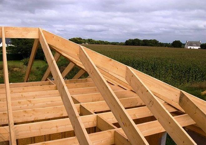 Вальмовая крыша своими руками – пошаговая инструкция по строительству