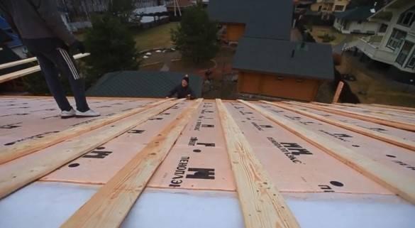 Монтаж экструдированного пенополистирола на потолок, как утеплить потолок пенополистиролом