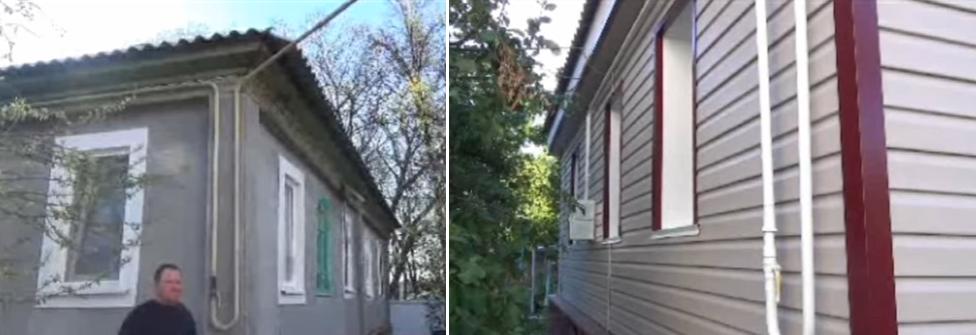 Монтаж винилового сайдинга — видео инструкция правильной обшивки фасада